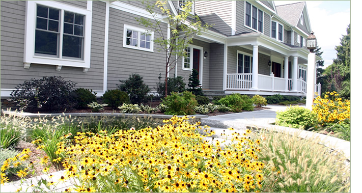 New England Landscaping Services Scott Hesford