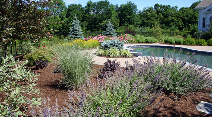 New england landscaping services scott hesford for Landscape design ri